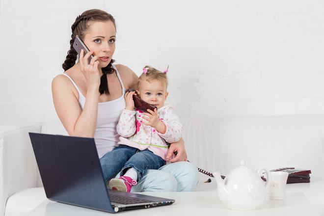 TIC y maternidad