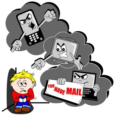 ¿Conoces el peligro de acoso digital que pueden sufrir tus hijos?