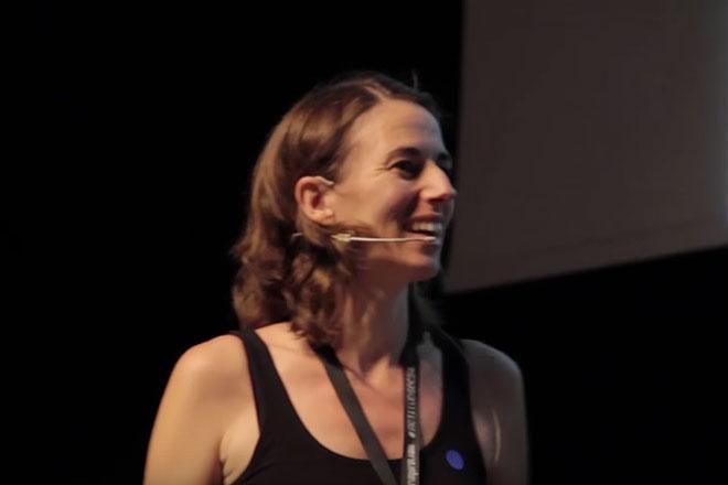 Delia Carballo en Actitud Social II