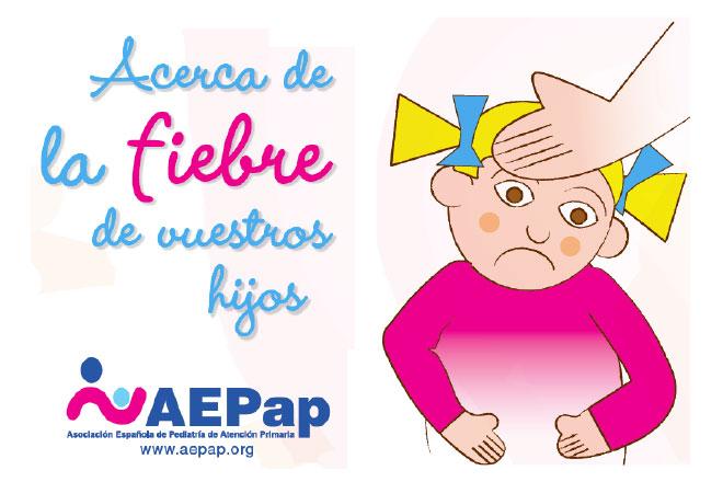 Decálogo de la fiebre de la Asoc. Española de Pediatría de Atención Primaria