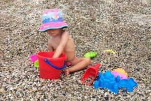Test de juguetes: Juguetes de playa