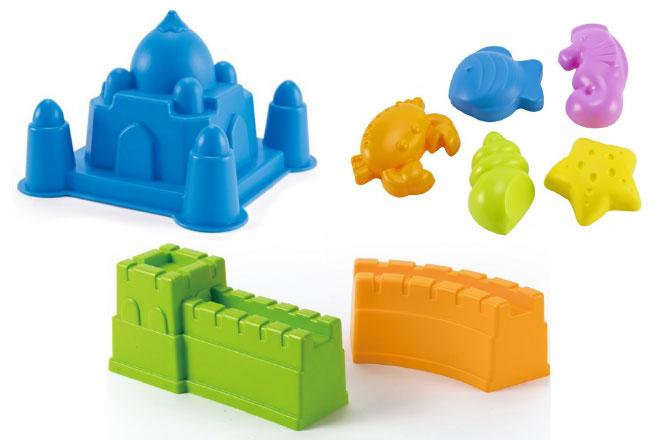 Stoks Didactic moldes para la arena