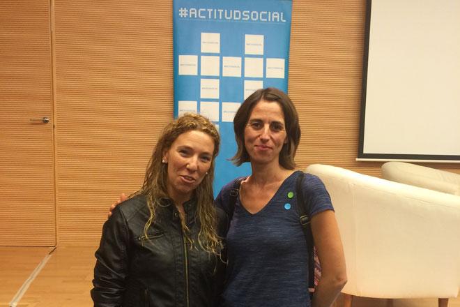 Actitud Social Irene Iberpin