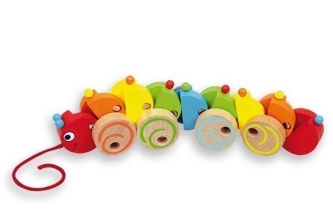 Test de juguetes: Arrastre Gussy