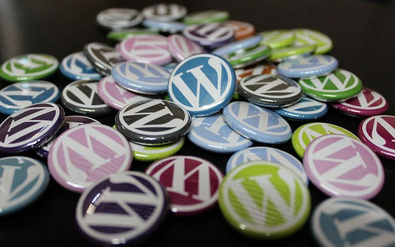 pines de WordPress